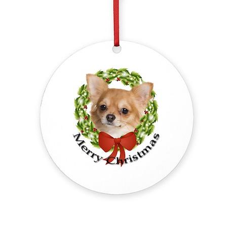 Chihuahua #1 Ornament