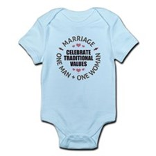Celebrate Traditional Values Infant Bodysuit