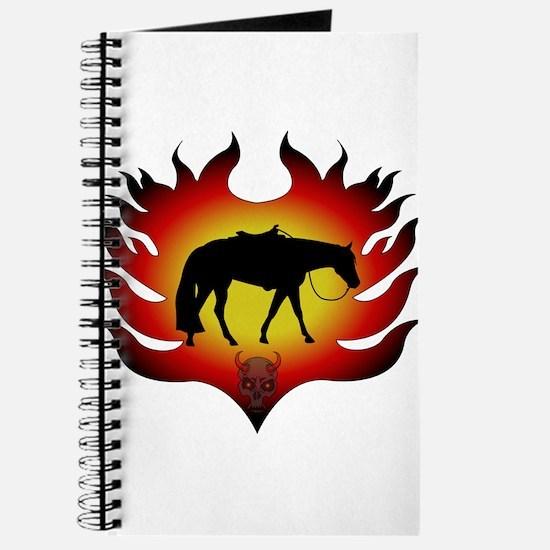 Flamin Western Horse Journal