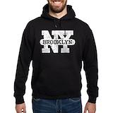 Brooklyn Dark Hoodies