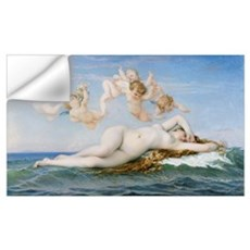 Birth of Venus, 1863 (oil on canvas) Wall Decal