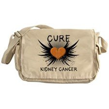 Cure Kidney Cancer Messenger Bag