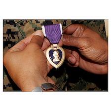 The Purple Heart Award