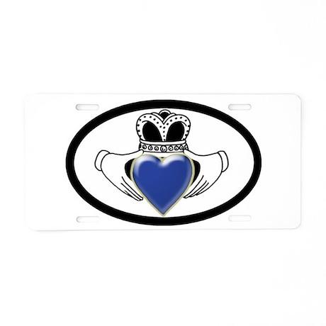 Child Abuse Prevention Aluminum License Plate