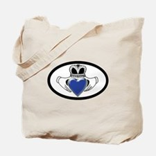 Child Abuse Prevention Tote Bag
