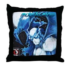 MoonShadow-Throw Pillow