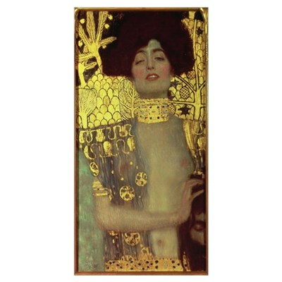 Judith, 1901 (oil on canvas) Poster