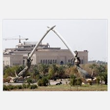 Baghdad Iraq Hands of Victory