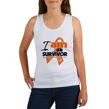 Survivor Kidney Cancer Women's Tank Top