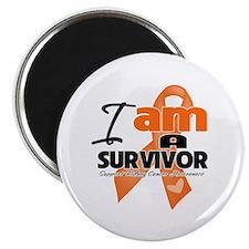 Survivor Kidney Cancer Magnet