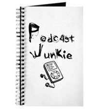 Podcast Junkie Journal