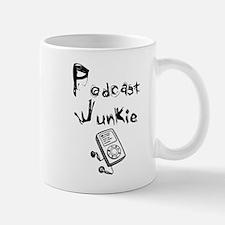 Podcast Junkie Mug