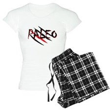 Paleo Red Pajamas