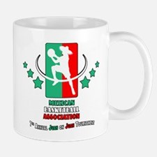 Mexican Basketball Associatio Mug