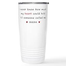 My heart holds Love Travel Mug