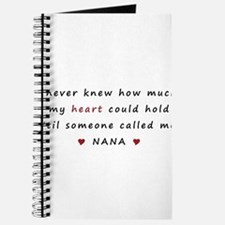 My heart holds Love Journal
