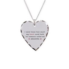 My heart holds Love Necklace