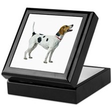 Foxhound Keepsake Box