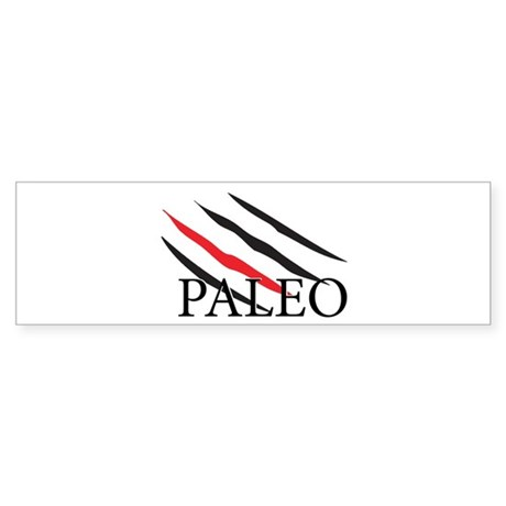Paleo Sport Sticker (Bumper)