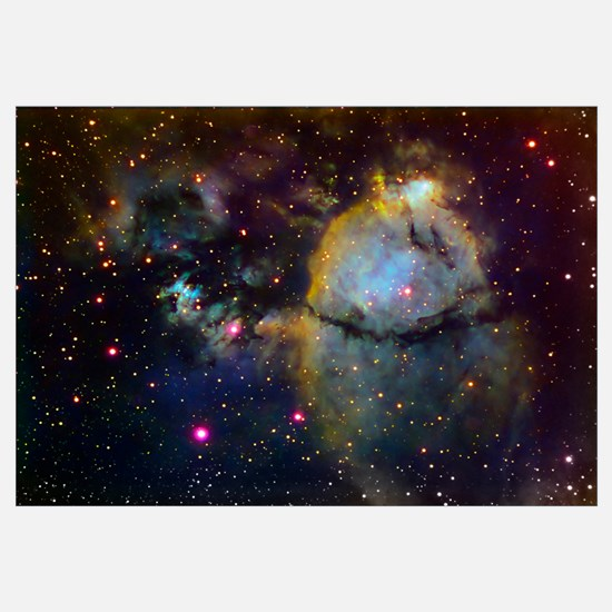 NGC 896 in part of the Heart nebula in Cassiopeia