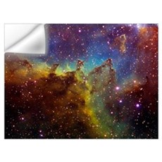Part of the IC1805 Heart nebula in Cassiopeia Wall Decal