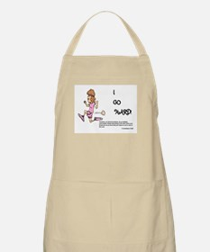 Funny Women of the bible Apron