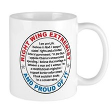 Right Wing Extremist Mug
