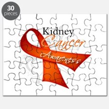 Kidney Cancer Awareness Puzzle