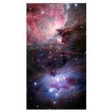 Astronomy m42 Wrapped Canvas Art