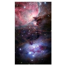The Sword of Orion Framed Print