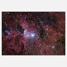 NGC 6188 Starforming Region in Ara