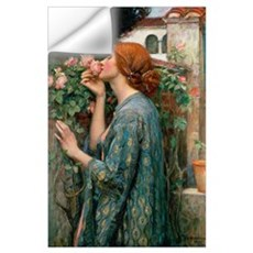 The Soul of the Rose, 1908 (oil on canvas) Wall Decal