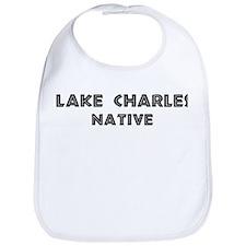 Lake Charles Native Bib