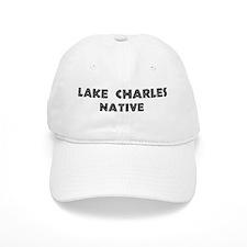 Lake Charles Native Baseball Cap