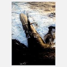 The Los Angelesclass submarine USS Albuquerque sur