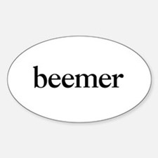 beemer Decal
