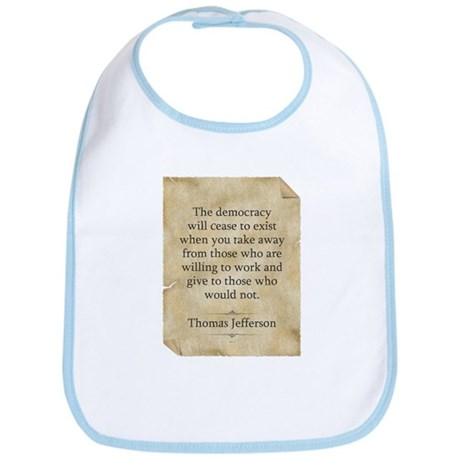 Thomas Jefferson Bib