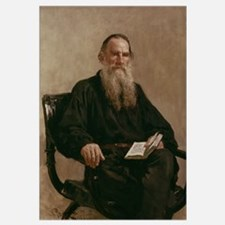 Lev Tolstoy (1828 1910) 1887 (oil on canvas)