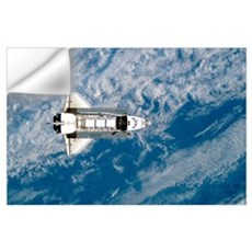 Space Shuttle Atlantis Wall Decal