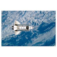 space shuttle atlantis poster - photo #39
