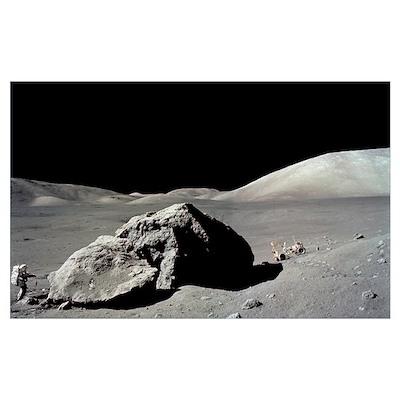 Apollo 17 Poster