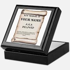 Cute Bible Keepsake Box