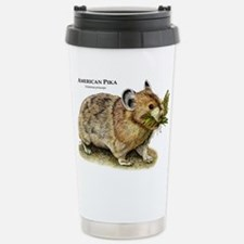 American Pika Stainless Steel Travel Mug
