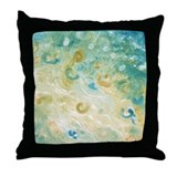 Surf pillow Throw Pillows