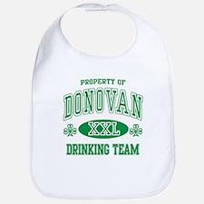 Donovan Irish Drinking Team Bib