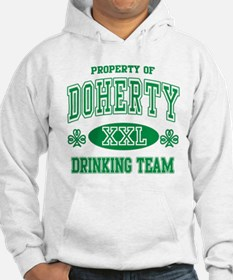 Doherty Irish Drinking Team Hoodie