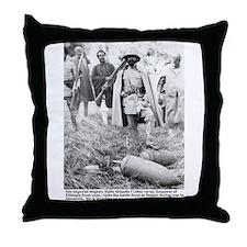 H.I.M. 6 Throw Pillow