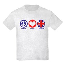 Peace Love London T-Shirt