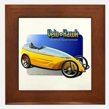 Velomobile Concept Framed Tile