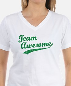 Custom Team Awesome Shirt